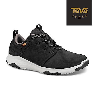 TEVA 美國-女 Arrowood 2 Low WP 低筒防潑水休閒鞋 黑