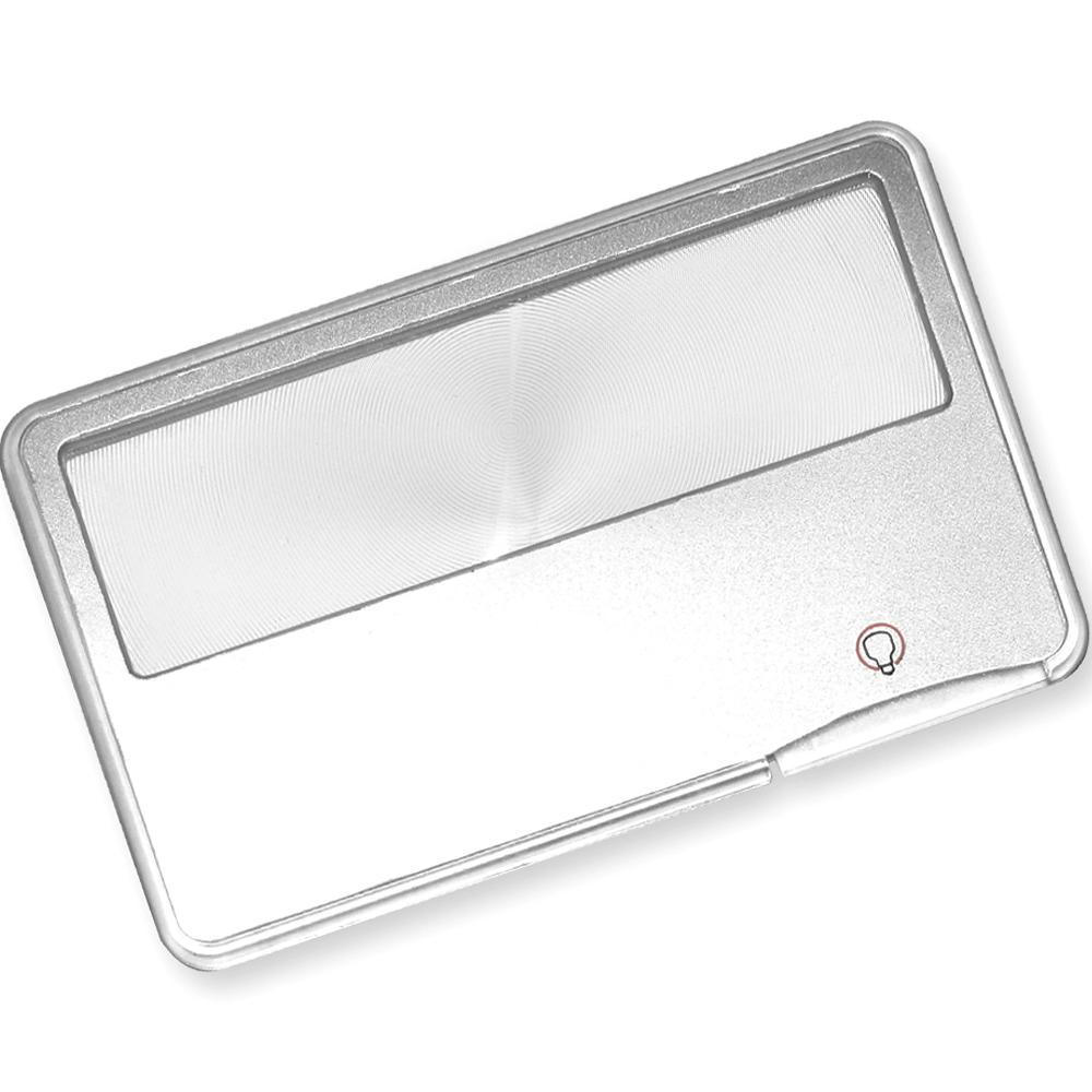 CARSON LED名片型放大鏡(3x)