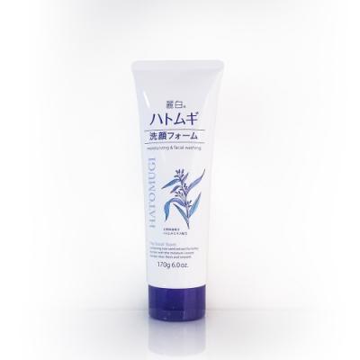 日本熊野油️脂 麗白薏仁保濕洗面乳 170g