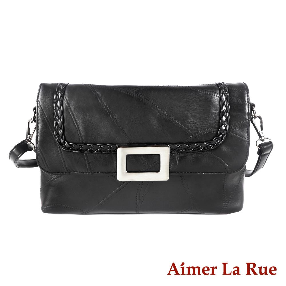 Aimer La Rue 側背包 羊皮時尚輕巧系列(二款)
