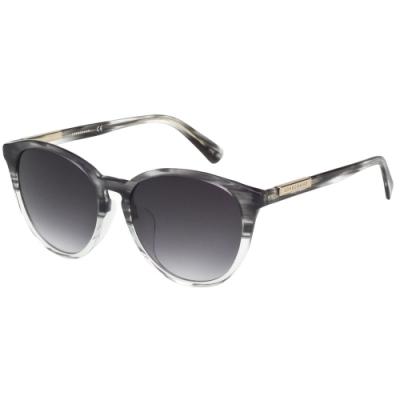 LONGCHAMP 太陽眼鏡 (黑灰色)LO653