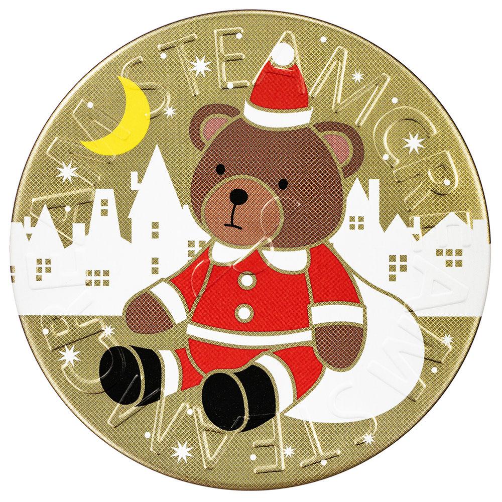 STEAMCREAM 蒸汽乳霜 964-FABULOUS NIGHT-聖誕小熊