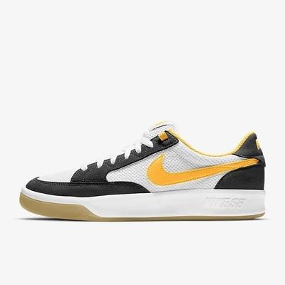 Nike SB Adversary 男滑板鞋-黑白-CJ0887002