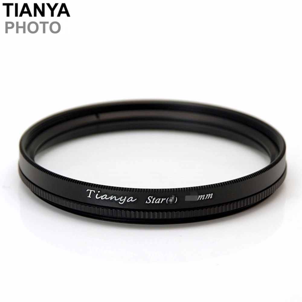 Tianya天涯62mm星芒鏡(可旋轉;4線星芒鏡即十字星芒鏡)