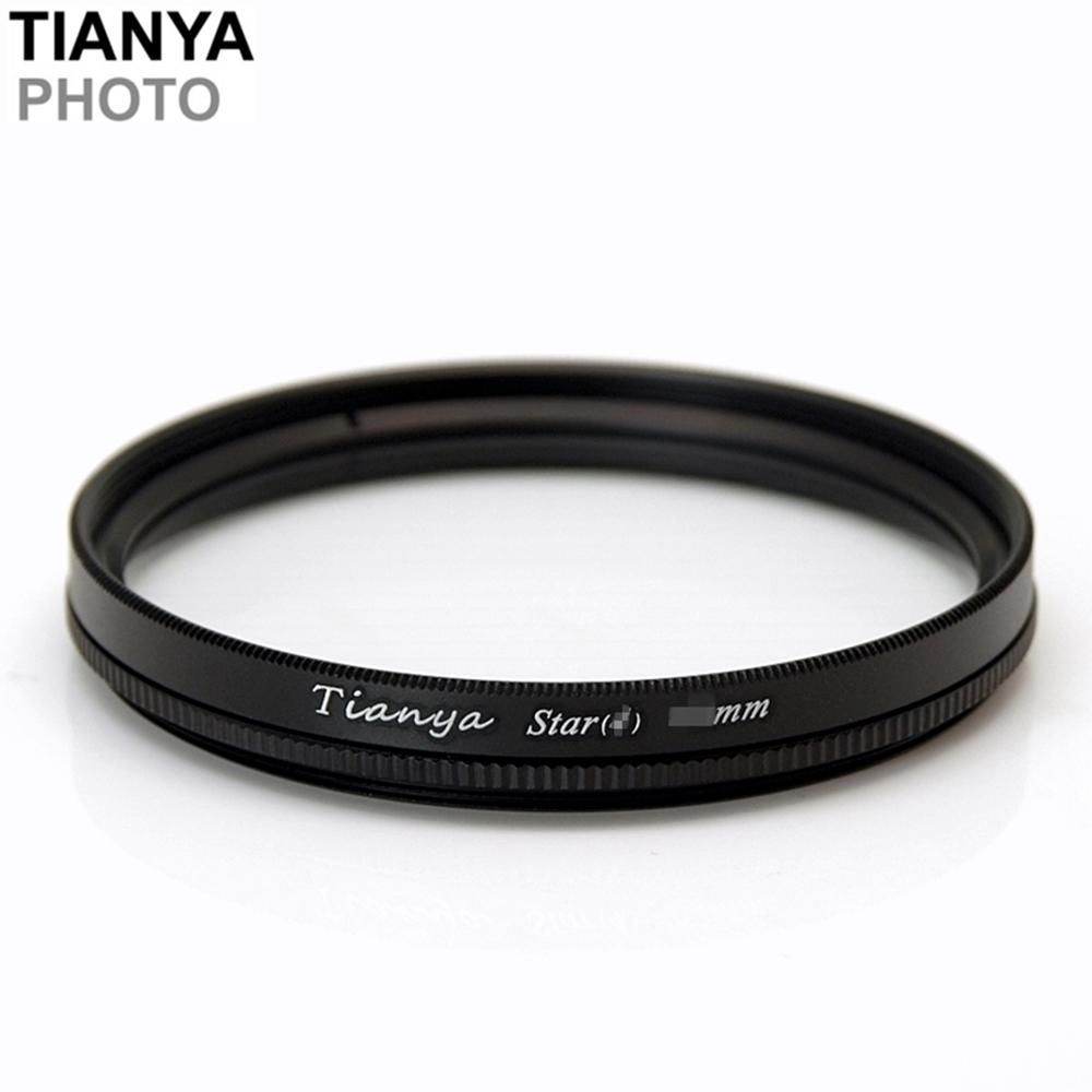 Tianya天涯67mm星芒鏡(可旋轉;4線星芒鏡即十字星芒鏡)