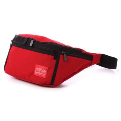 美國Manhattan Portage。大容量風格腰包MP1102Z-RED(紅)
