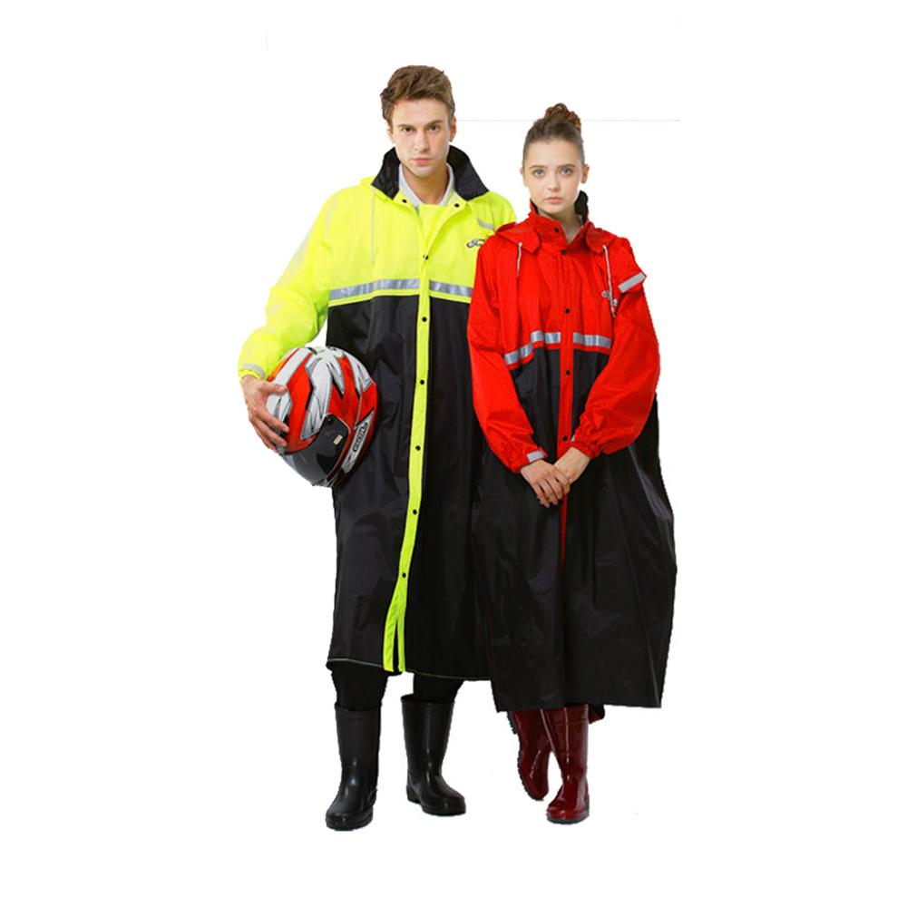 金德恩 達新牌 韓式前開雨衣防水風雨衣 XL~4XL 三色可選 @ Y!購物