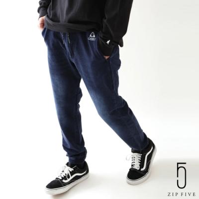 ZIP日本男裝 Gerry束口丹寧休閒長褲(3色)