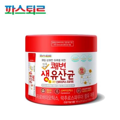 韓國《樂天帕斯特》全家快便益生菌(共90入)