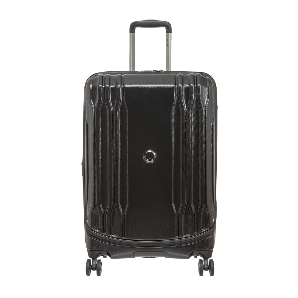 【DELSEY】ECLIPSE DLX-25吋旅行箱-黑色 00208082000