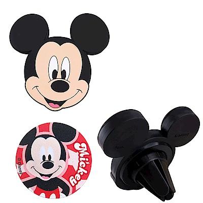 Disney迪士尼 車用磁吸架/手機架_米奇