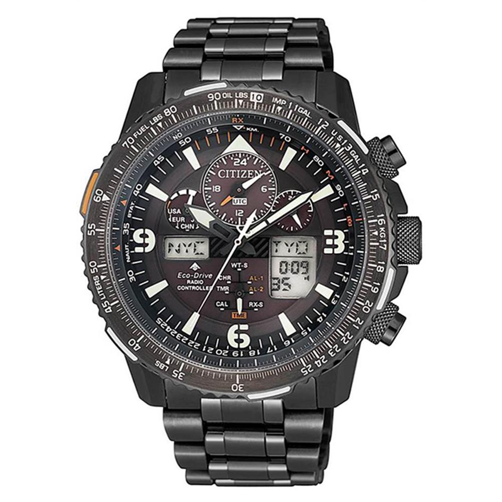 CITIZEN 星辰 限量SKY系列PROMASTER電波腕錶JY8085-81E @ Y!購物