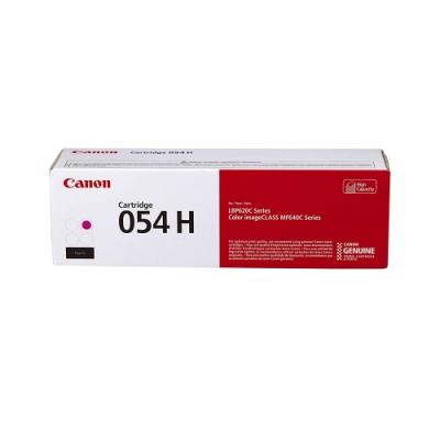 佳能 Canon CRG-054H M 原廠高容量紅色碳粉匣
