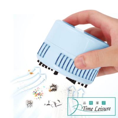 Time Leisure USB充電式桌上型迷你吸嘴吸塵器