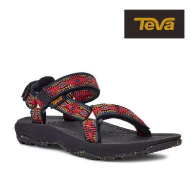 【TEVA】原廠貨 中/大童 Hurricane XLT2 機能運動涼鞋/雨鞋/水鞋/童鞋(峽谷紅-TV1019390YCYR/TV1019390CCYR)