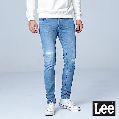 Lee 低腰合身小直筒牛仔褲