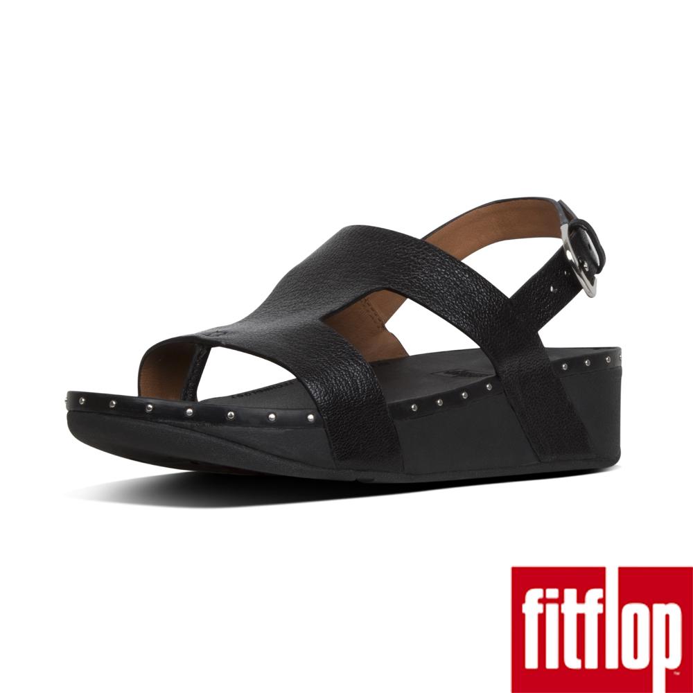 FitFlop MARLI 後帶涼鞋黑色