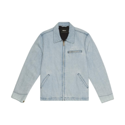 Deus Ex Machina  Lloyd Jacket 外套-(藍)