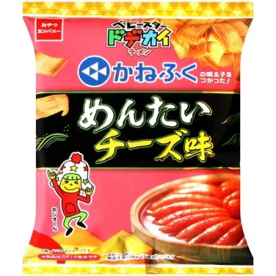OYATSU 超大點心麵[明太子起士風味](66g)