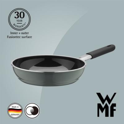 德國WMF FUSIONTEC 深煎鍋24CM-鉑灰色(快)