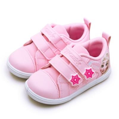 Disney 迪士尼 冰雪奇緣 FROZEN 兒童運動鞋 粉紅 84213