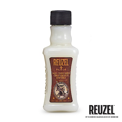 REUZEL Daily Conditioner日常舒緩保濕髮乳100ml
