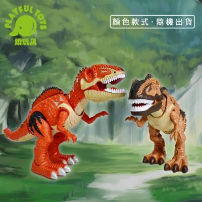 Playful Toys 頑玩具 電動異特龍 (聲光玩具 隨機出貨)