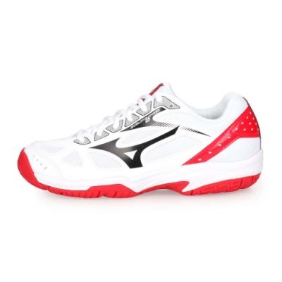 MIZUNO CYCLONE SPEED 2 男女排球鞋- 白黑紅