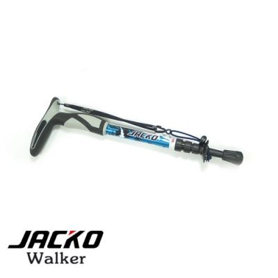 【JACKO】 Walker 登山杖 【藍-90cm】