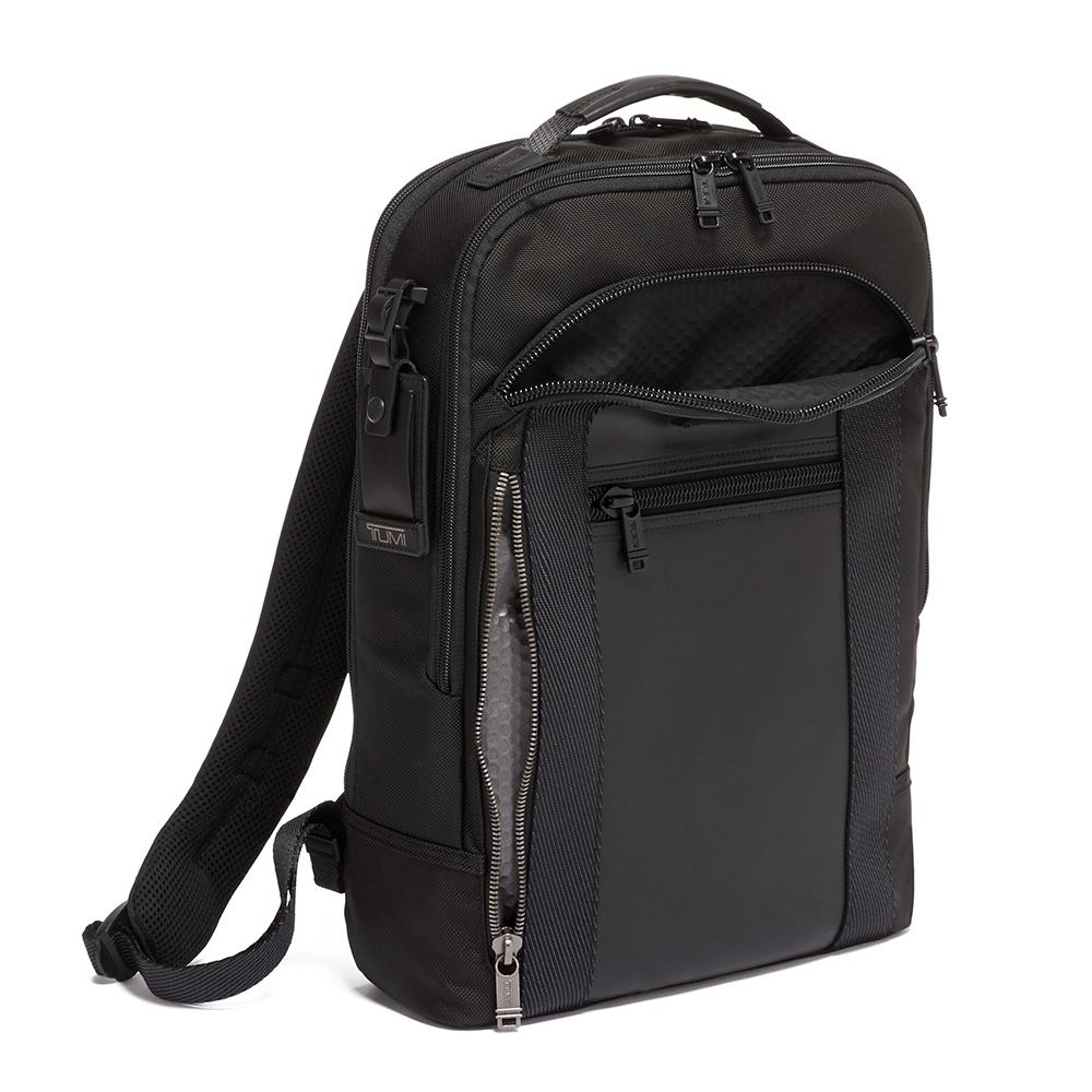 TUMI DAVIS 後背包-黑色(適用於15吋筆電) product image 1