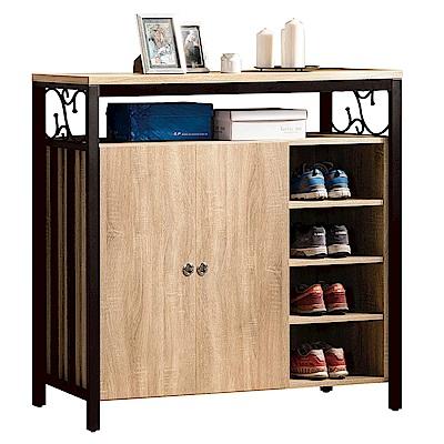 H&D 鋼尼爾4尺鞋櫃