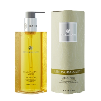 Bath & Bloom 檸檬草薄荷香氛洗髮精 250ml