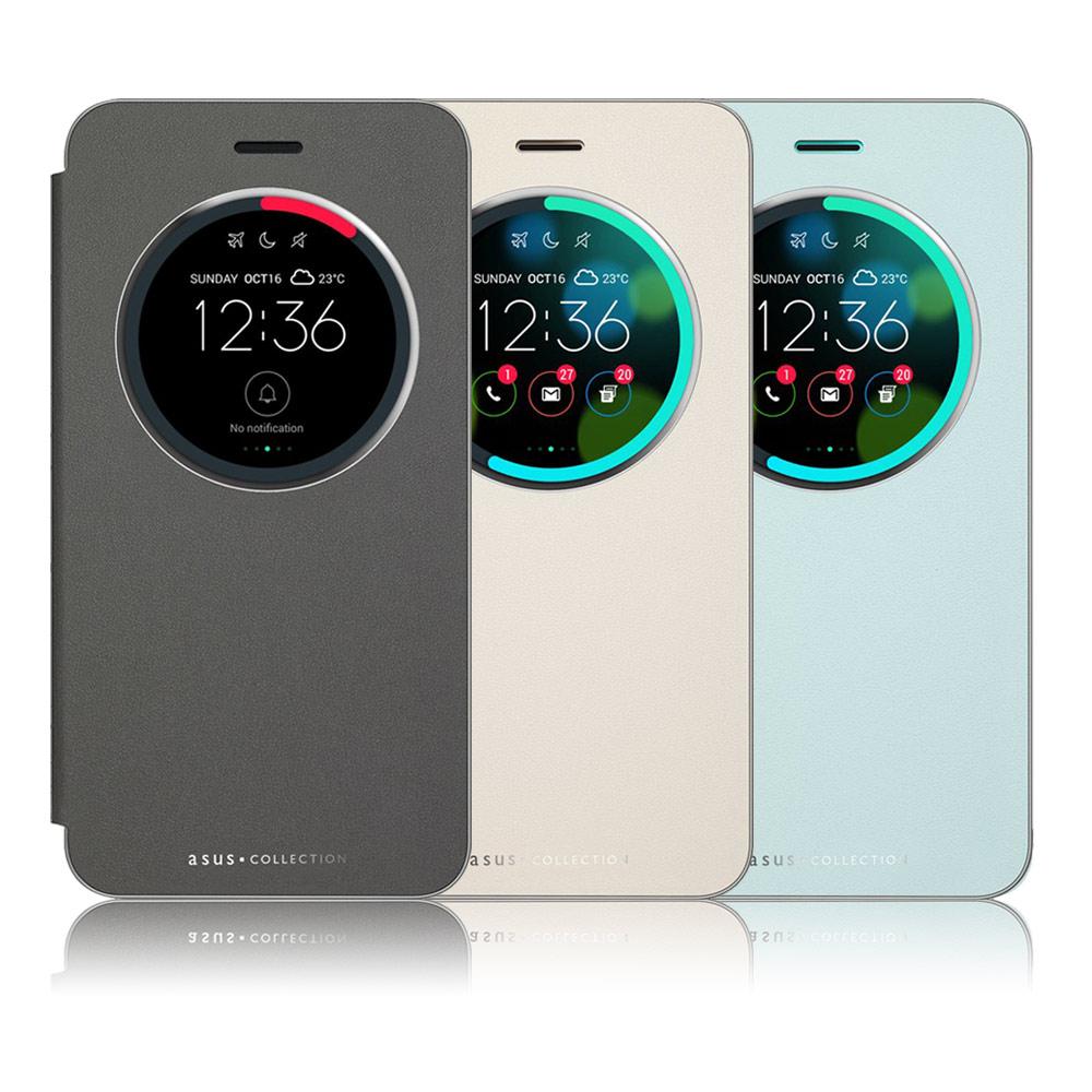 ASUS ZenFone 3 ZE520KL 5.2吋原廠智慧透視皮套