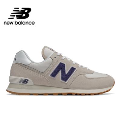 New Balance 復古鞋_中性_米白_ML574SCD-D