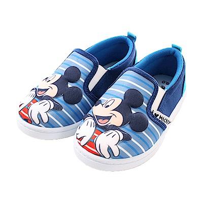 迪士尼米奇立體浮雕休閒布鞋 sk0804 魔法Baby