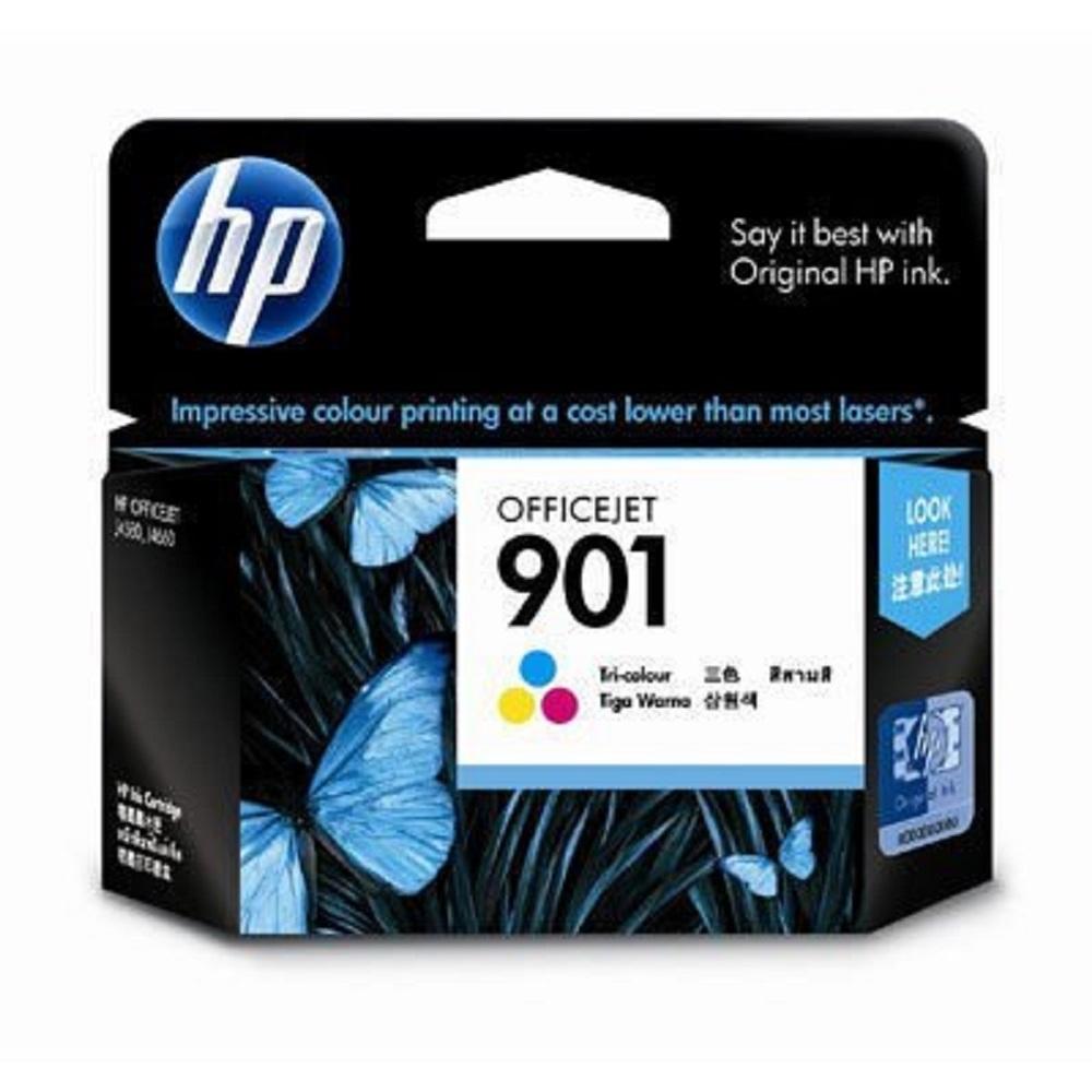 HP CC656A 原廠彩色墨水匣 NO:901