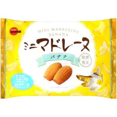 北日本 瑪德蓮蛋糕-香蕉風味(125g)