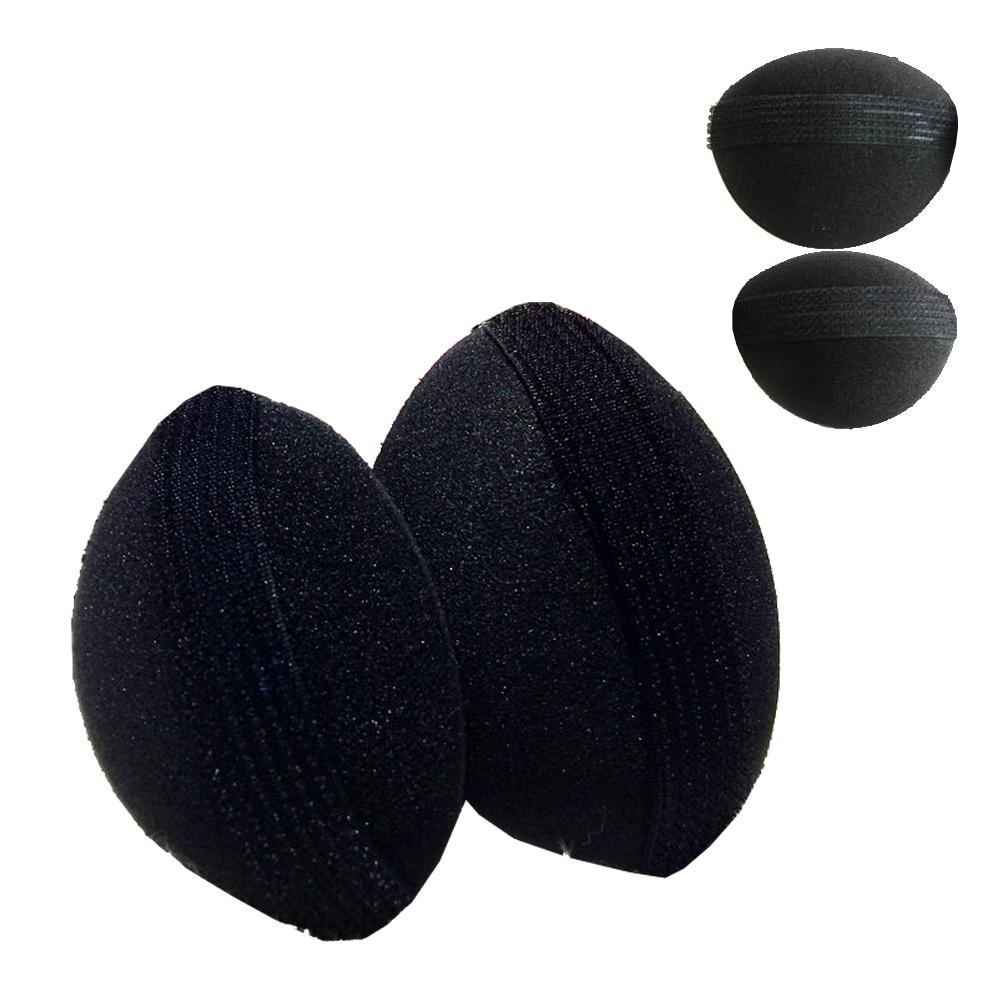 日本kiret 扁頭蓬鬆髮撐高器/增高墊片