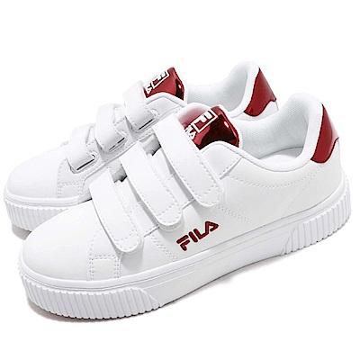Fila 休閒鞋 5C601S200 低筒 運動 女鞋