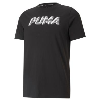 【PUMA官方旗艦】基本系列Modern Sports短袖T恤 男性 58581801