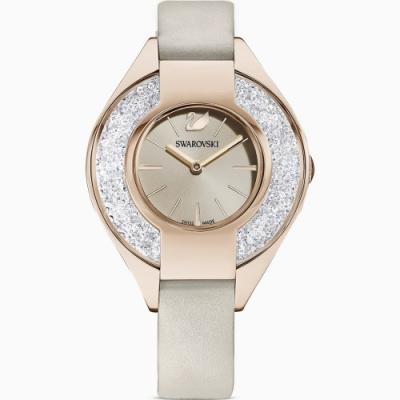 SWAROVSKI施華洛世奇 CRYSTALLINE SPORTY 動感光彩時尚腕錶 5547976