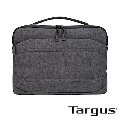 Targus Groove X2 Slimcase 13吋電腦側背包-碳黑(TSS979)