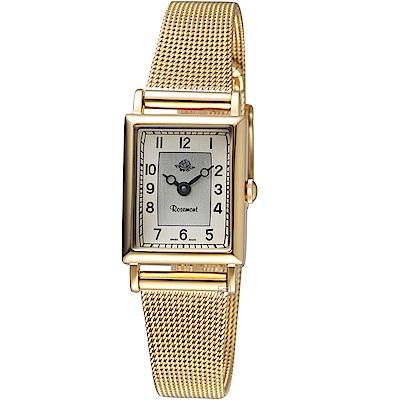 玫瑰錶Rosemont NS懷舊系列時尚腕錶(TN012-YWA-mt)