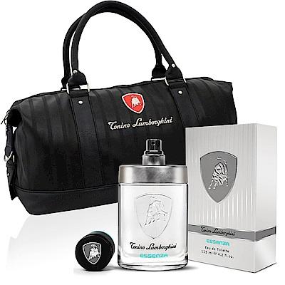 Lamborghini藍寶堅尼原力覺醒淡香水125ml-贈同品牌旅行袋