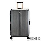 Cossack-CLASSIC經典-28吋PC鋁框行李箱-碳黑髮絲