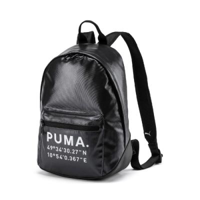 PUMA-女性WMN Prime後背包-黑色