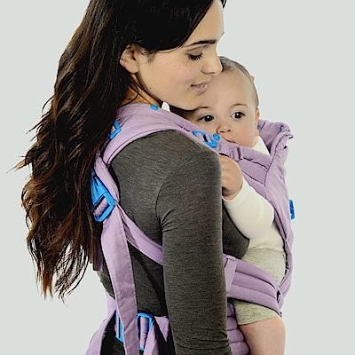 英國 WMM 3P3 式寶寶揹帶 - 純棉款 - 薰衣草紫