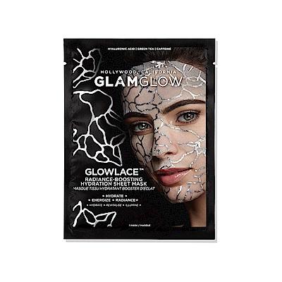 GLAMGLOW 高效保濕蕾絲面膜 1片裝