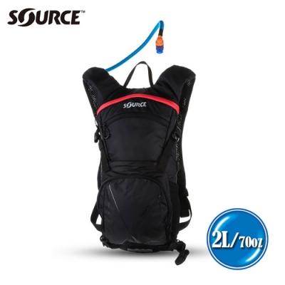 【以色列SOURCE】戶外健行水袋背包Rapid系列 (水袋2L)