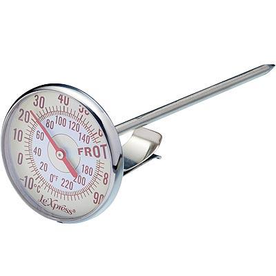 《KitchenCraft》不鏽鋼飲品指針溫度計